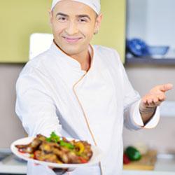 タイ人料理人